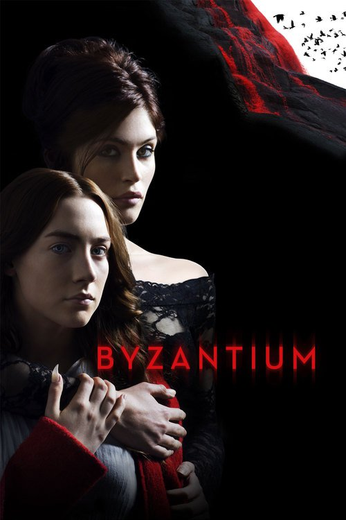 "Poster for the movie ""Byzantium"""