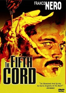 """Poster for the movie """"The Fifth Cord"""""""