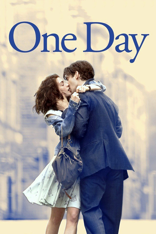 """Poster for the movie """"One Day"""""""