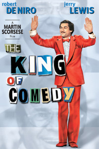 """Poster for the movie """"The King of Comedy"""""""