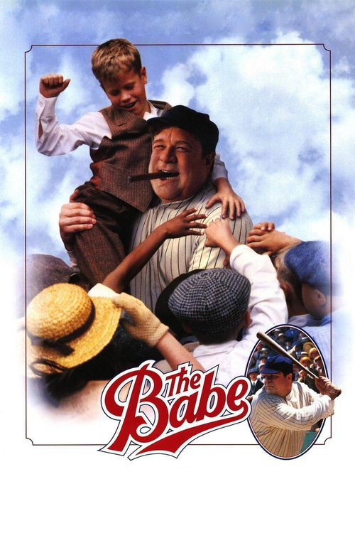 "Poster for the movie ""The Babe"""