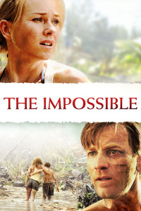 "Poster for the movie ""The Impossible"""