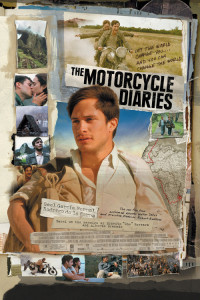 "Poster for the movie ""The Motorcycle Diaries"""