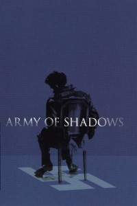 "Poster for the movie ""Army of Shadows"""