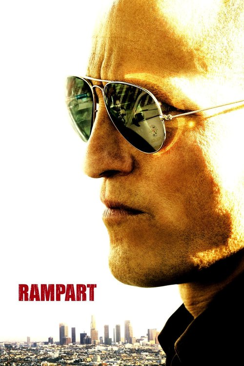 """Poster for the movie """"Rampart"""""""