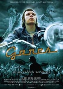 "Poster for the movie ""Ganes"""