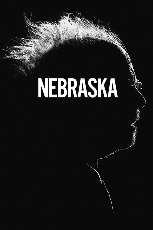 "Poster for the movie ""Nebraska"""