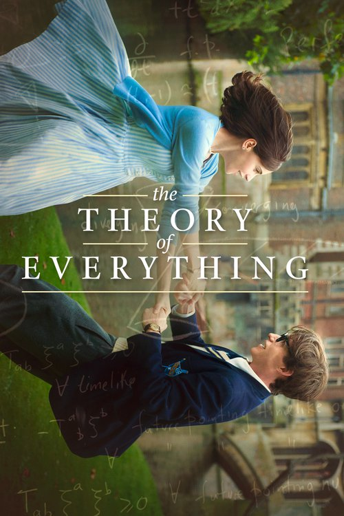 """Poster for the movie """"The Theory of Everything"""""""