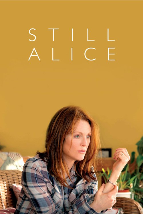 "Poster for the movie ""Still Alice"""
