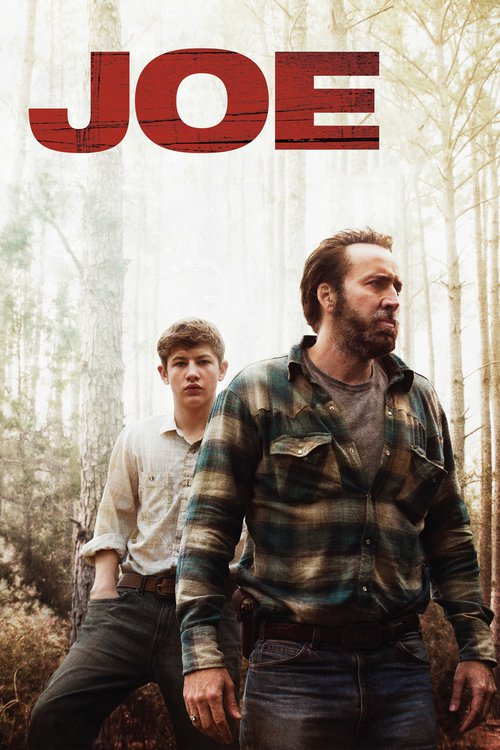 """Poster for the movie """"Joe"""""""
