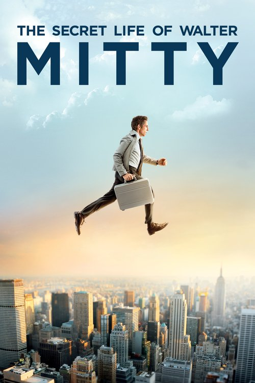 """Poster for the movie """"The Secret Life of Walter Mitty"""""""