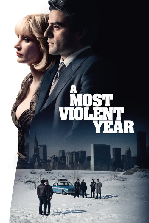 """Poster for the movie """"A Most Violent Year"""""""
