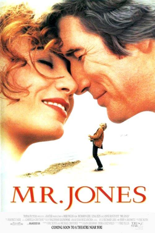 "Poster for the movie ""Mr. Jones"""