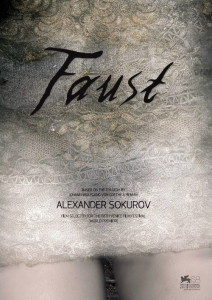 "Poster for the movie ""Faust"""