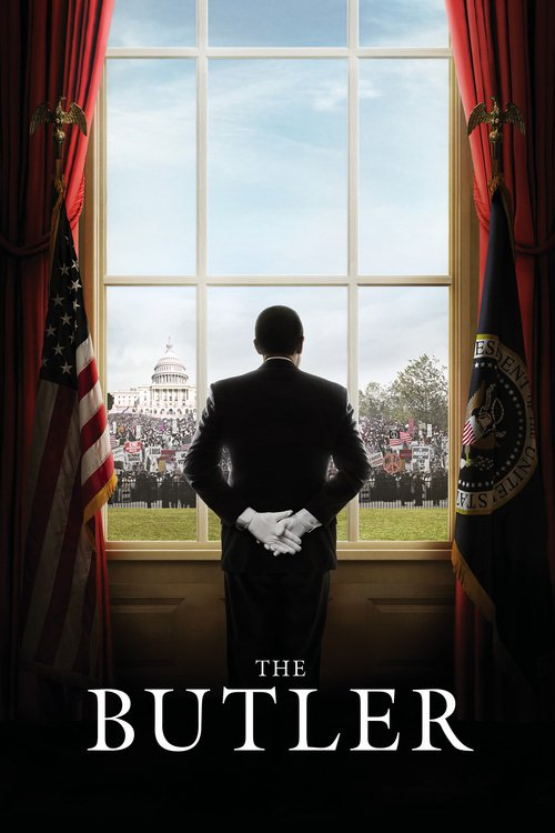 """Poster for the movie """"The Butler"""""""