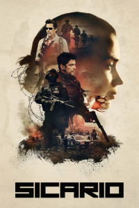 """Poster for the movie """"Sicario"""""""