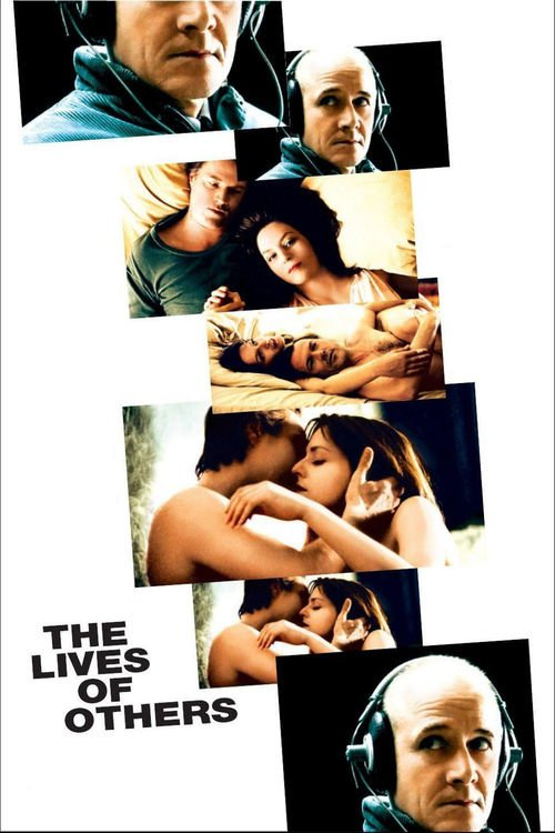 "Poster for the movie ""The Lives of Others"""