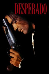 "Poster for the movie ""Desperado"""