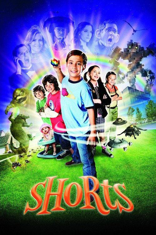 "Poster for the movie ""Shorts"""
