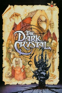 """Poster for the movie """"The Dark Crystal"""""""