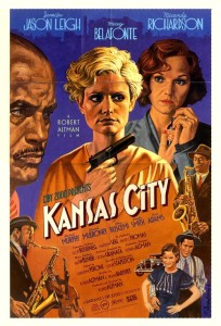 "Poster for the movie ""Kansas City"""