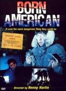 "Poster for the movie ""Born American"""