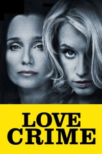 "Poster for the movie ""Love Crime"""