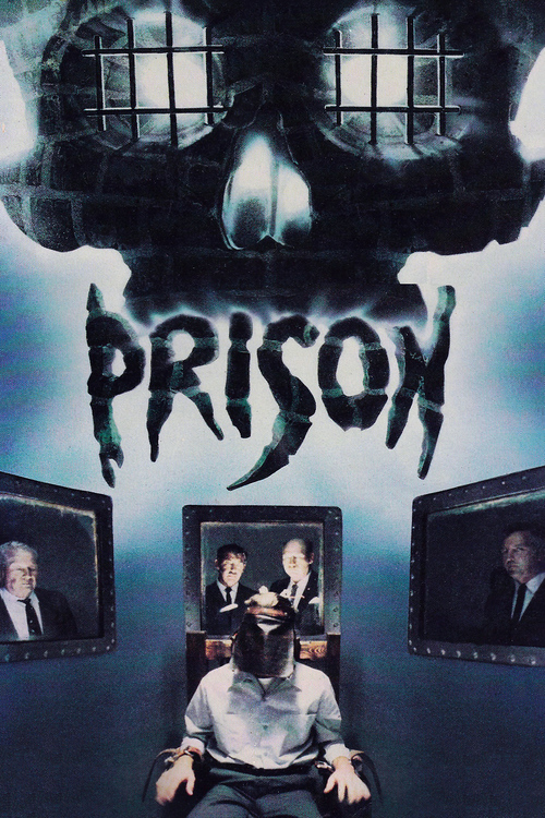 "Poster for the movie ""Prison"""