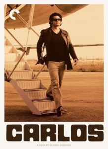 "Poster for the movie ""Carlos"""
