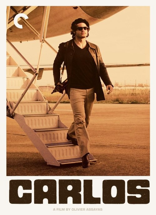 """Poster for the movie """"Carlos"""""""