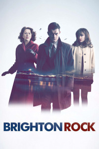 "Poster for the movie ""Brighton Rock"""