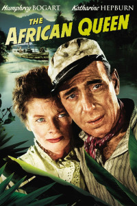 "Poster for the movie ""The African Queen"""