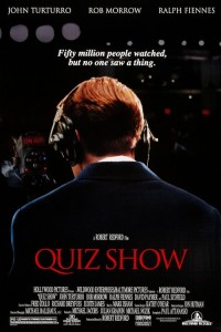 """Poster for the movie """"Quiz Show"""""""