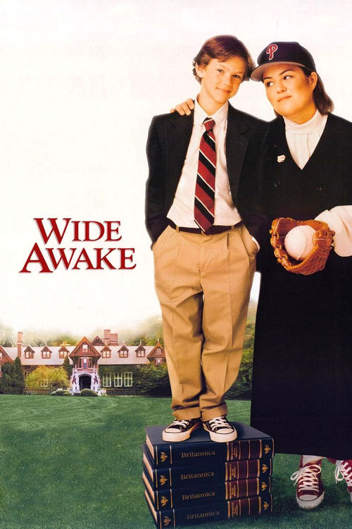 "Poster for the movie ""Wide Awake"""