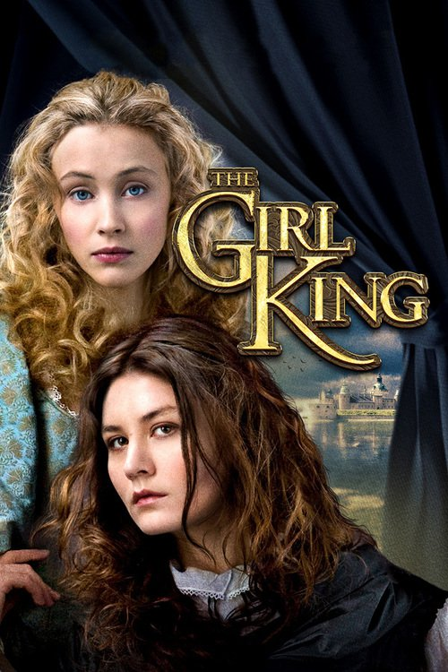 "Poster for the movie ""The Girl King"""