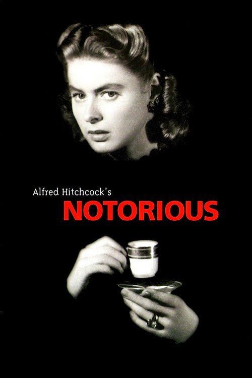 """Poster for the movie """"Notorious"""""""