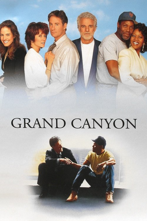 """Poster for the movie """"Grand Canyon"""""""