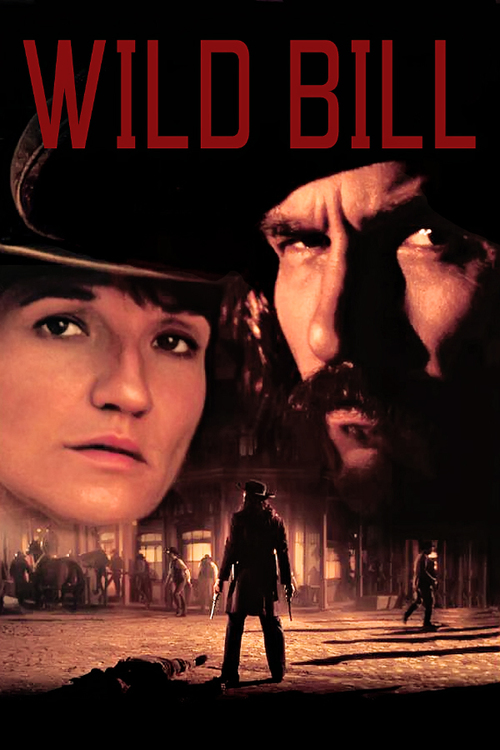 "Poster for the movie ""Wild Bill"""
