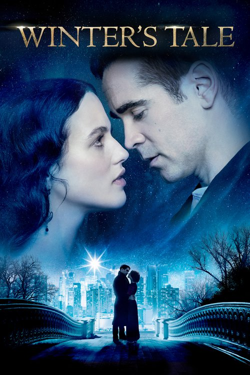 """Poster for the movie """"Winter's Tale"""""""
