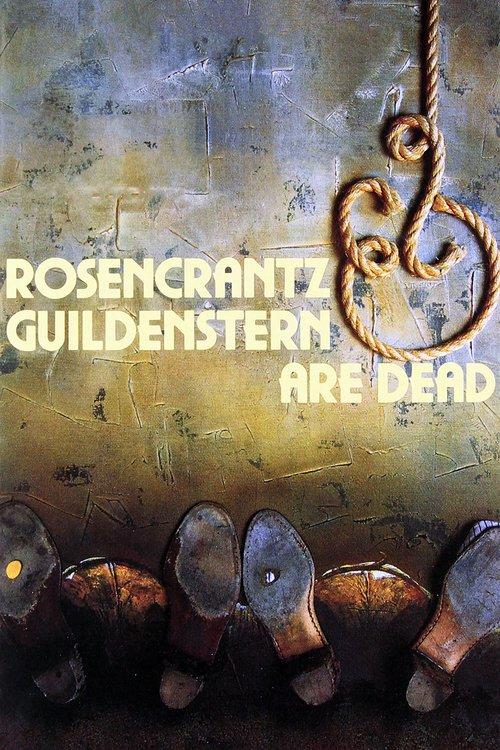 """Poster for the movie """"Rosencrantz & Guildenstern Are Dead"""""""