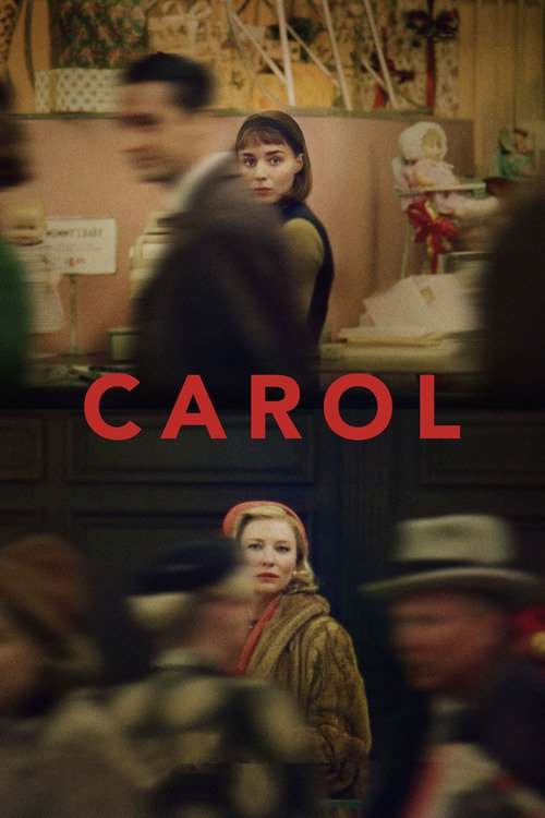 """Poster for the movie """"Carol"""""""