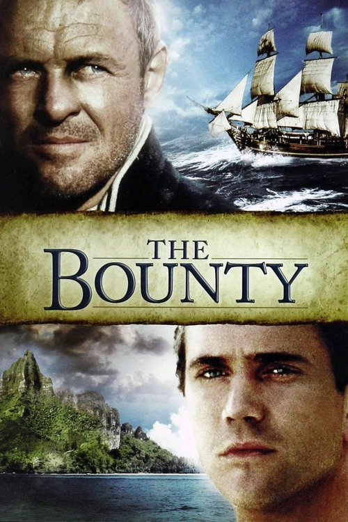 """Poster for the movie """"The Bounty"""""""