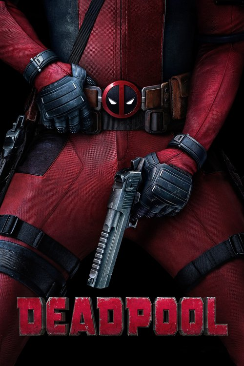 """Poster for the movie """"Deadpool"""""""