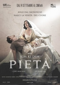 "Poster for the movie ""Pieta"""