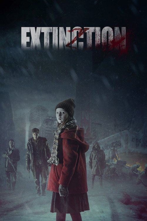 "Poster for the movie ""Extinction"""