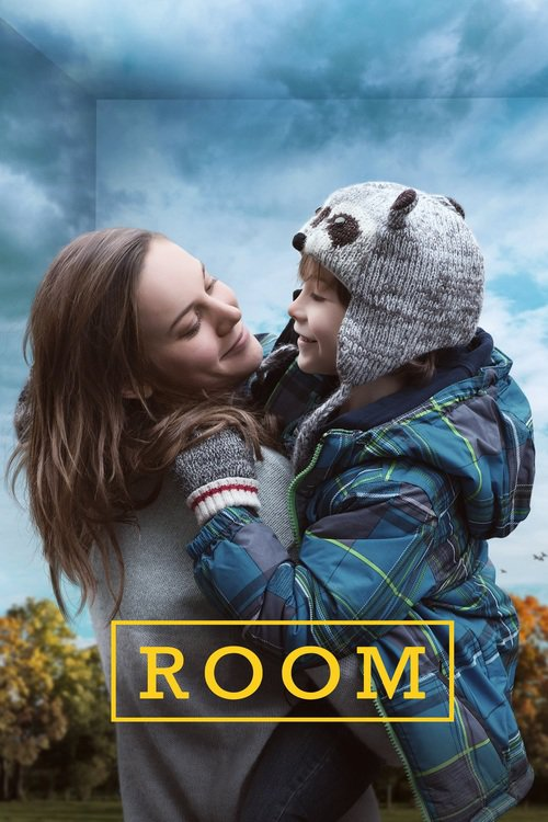 """Poster for the movie """"Room"""""""