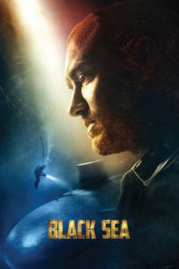 "Poster for the movie ""Black Sea"""