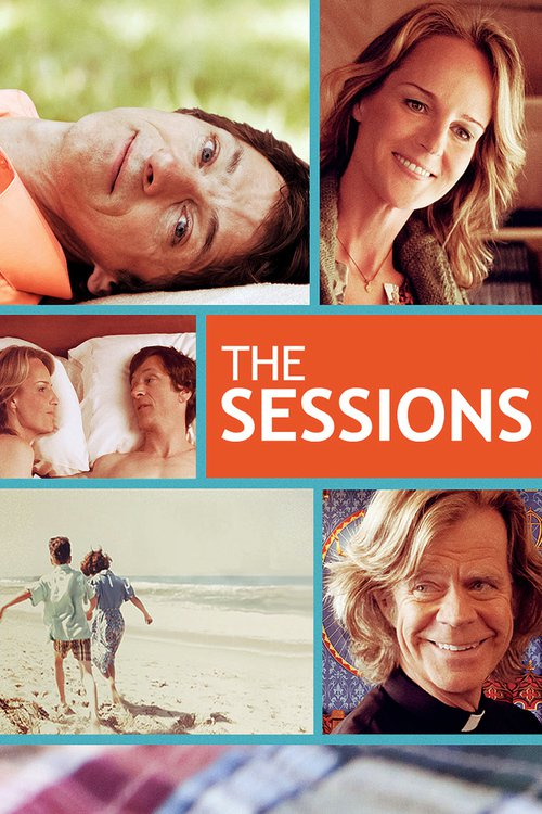 "Poster for the movie ""The Sessions"""