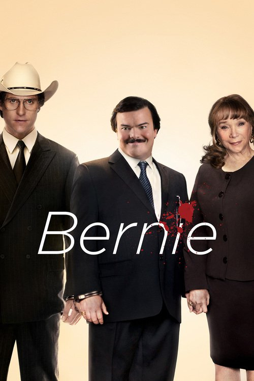 """Poster for the movie """"Bernie"""""""