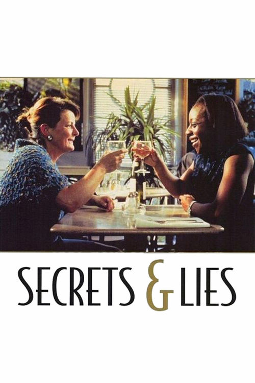 """Poster for the movie """"Secrets & Lies"""""""